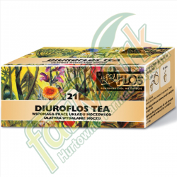 DIUROFLOS TEA FIX 2,5g x 20...
