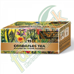 CORDAFLOS TEA FIX 2,5g x 20...