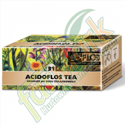 ACIDOFLOS TEA FIX 2,5g x 20...